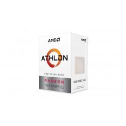 AMD - Athlon 3000G procesador 3,5 GHz Caja 4 MB L3