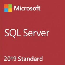 Microsoft - SQL Server 2019 Standard - 359-06886