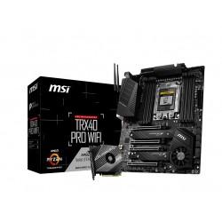 MSI - TRX40 PRO WIFI Socket sTRX4 ATX AMD TRX40