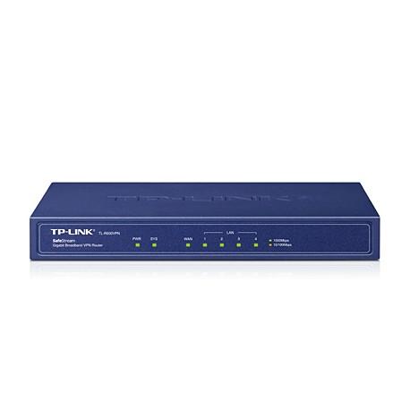 TP-LINK - TL-R600VPN Ethernet Azul router