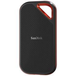 Sandisk - EXTREME PRO 1000 GB Negro, Naranja