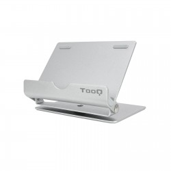 TooQ - PH0002-S soporte Soporte pasivo Teléfono móvil/smartphone, Tablet/UMPC Plata