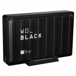 Western Digital - D10 disco duro externo 8000 GB Negro, Blanco