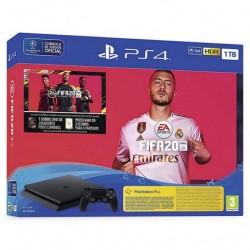 Sony - PlayStation 4 + FIFA 20 Negro 1000 GB Wifi