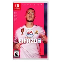 Nintendo - FIFA 20 Legacy Edition vídeo juego Nintendo Switch Inglés, Español