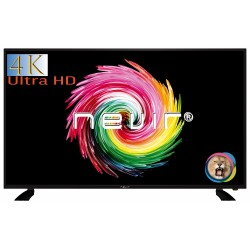 "Nevir - NVR-7903-554K2-N TV 139,7 cm (55"") 4K Ultra HD Negro"