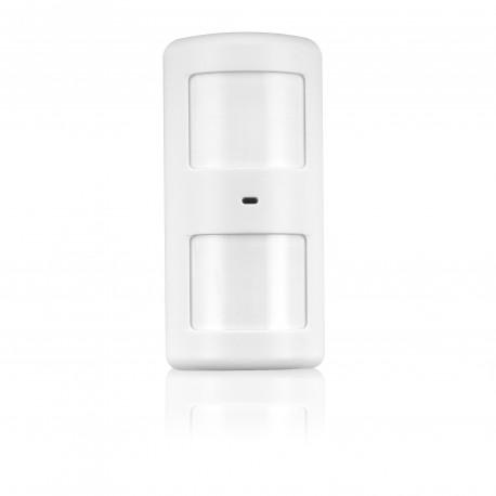 Eminent - EM8650 Sensor infrarrojo pasivo (PIR) Inalámbrico Blanco detector de movimiento