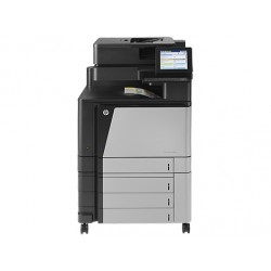 HP - LaserJet Enterprise flow M880z Laser 46 ppm 1200 x 1200 DPI A3