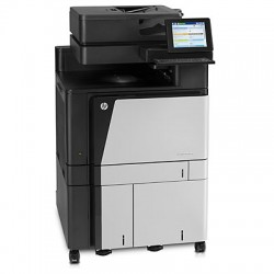 HP - Color LaserJet Enterprise Flow M880z+ Laser 1200 x 1200 DPI 46 ppm A3