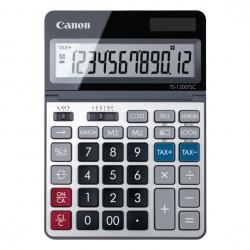 Canon - TS-1200TSC calculadora Escritorio Calculadora básica Metálico