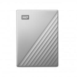 Western Digital - My Passport Ultra for Mac disco duro externo 5000 GB Plata