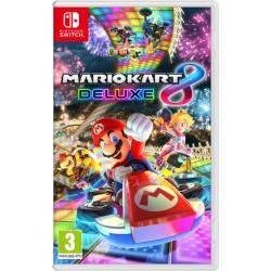 Nintendo - Mario Kart 8 Deluxe vídeo juego Nintendo Switch De lujo Alemán, Holandés, Inglés, Español, Francés, Italiano, Japonés