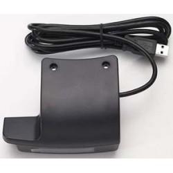 Elo Touch Solution - E177037 lector de tarjeta magnética USB Negro