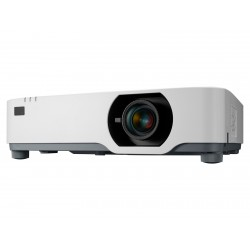 NEC - P525WL videoproyector 5000 lúmenes ANSI 3LCD WXGA (1280x800) Proyector para escritorio Blanco