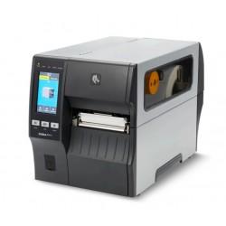 Zebra - ZT411 203 x 203 DPI Inalámbrico y alámbrico Térmica directa / transferencia térmica Impresora de recibos