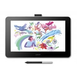 Wacom - One 13 tableta digitalizadora Blanco 2540 líneas por pulgada 294 x 166 mm USB