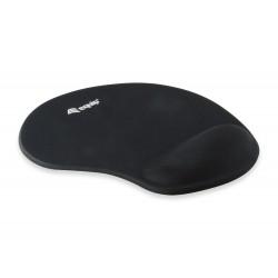 Equip - 245014 alfombrilla para ratón Negro