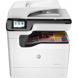HP - PageWide Color 774dn Inyección de tinta 2400 x 1200 DPI 35 ppm A3