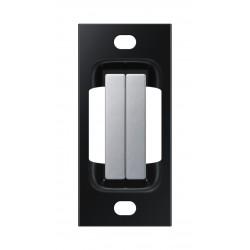 "Samsung - WMN-WM65R soporte de pared para pantalla plana 165,1 cm (65"") Negro"