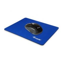 Equip - 245012 alfombrilla para ratón Azul