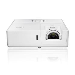 Optoma - ZH606e videoproyector 6300 lúmenes ANSI DLP 1080p (1920x1080) 3D Proyector para escritorio Blanco