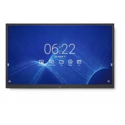 "NEC - MultiSync CB751Q 190,5 cm (75"") LED 4K Ultra HD Pantalla táctil Panel plano interactivo Negro"