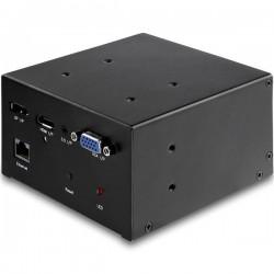 StarTech.com - MOD4AVHD puente de conferencia AV 3840 x 2160 Pixeles Ethernet Negro