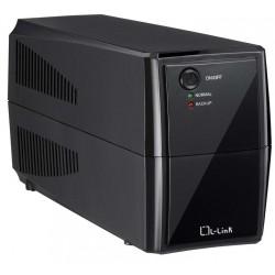 L-Link - LL-1550N sistema de alimentación ininterrumpida (UPS) 2 salidas AC 550 VA