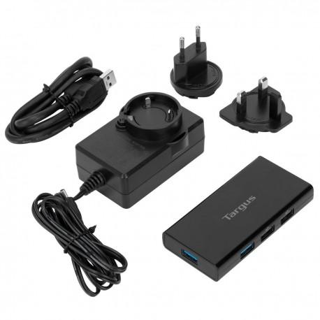 10Gbps StarTech.com Concentrador USB-C de 4 Puertos Cable de Host Ampliado de 9,8 con 2X USB-A y 2X USB-C HB31C2A2CB