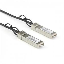 StarTech.com - Cable Twinax SFP+, con conexión directa, compatible con el modelo DAC-SFP-10G-1M de Dell EMC - 1 m