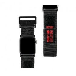 Urban Armor Gear - 19149A114040 accesorio de relojes inteligentes Grupo de rock Negro Nylon, Acero inoxidable