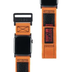 Urban Armor Gear - 19149A114097 accesorio para relojes deportivos Naranja Correa de reloj