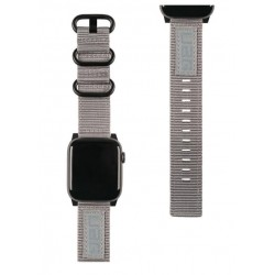 Urban Armor Gear - 19149C114030 accesorio de relojes inteligentes Grupo de rock Gris Nylon, Acero inoxidable