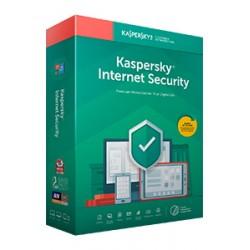 Kaspersky Lab - Internet Security 2020 Licencia completa 3 licencia(s) 1 año(s)