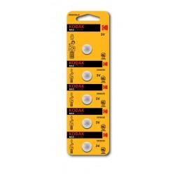Kodak - CR2025 Batería de un solo uso Lithium-Manganese Dioxide (LiMnO2)