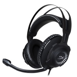 Kingston Technology - HYPERX CLOUD REVOLVER ACCS GAMING HEADSET (GUN METAL) IN