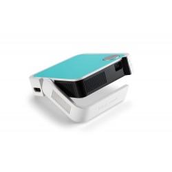 Viewsonic - M1 mini videoproyector 50 lúmenes ANSI LED WVGA (854x480) Proyector portátil Blanco