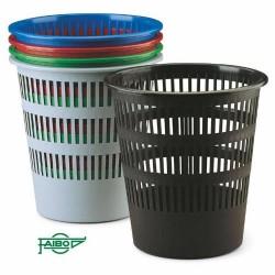FAIBO - 307 12 L Alrededor De plástico, Polipropileno Negro