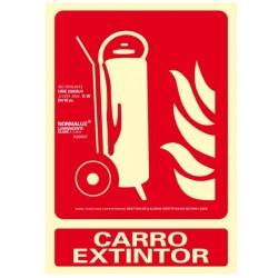Archivo 2000 - 6171-02H RJ señal de información Carta Rojo PVC 125 pieza(s)