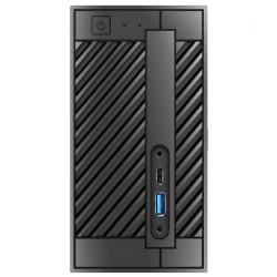 Asrock - DeskMini A300 PC de tamaño 1,92L Negro Zócalo AM4