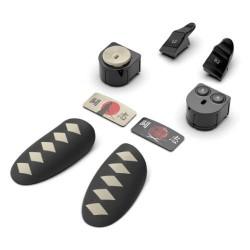 Thrustmaster - eSwap Fighting Pack Kit de paletas de repuesto