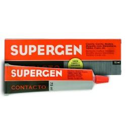 Supergen - ADHESIVO DE CONTACTO EN TUBO TIPO CLASICO 75ML. SUPERGEN 62600-00000-05