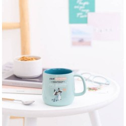Mr. Wonderful - TAZA CERAMICA-¿QUÉ MAPACHAO CONTIGO? ¡ME ENCANTAS! MR. WONDERFUL WOA09822ES