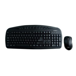 B-Move - BM-TC01 USB Negro teclado