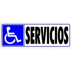 Archivo 2000 - 6177-11 GS señal de información Carta Negro, Azul, Blanco PVC 800 pieza(s)
