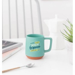 Mr. Wonderful - TAZA CERAMICA-DE ESTE A OESTE NO HAY UN HERMANO COMO ESTE MR. WONDERFUL WOA09834ES
