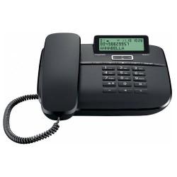 Gigaset - TELEFONO SIEMENS-GIGASET DA611 NEGRO (S30350-S212-R121)