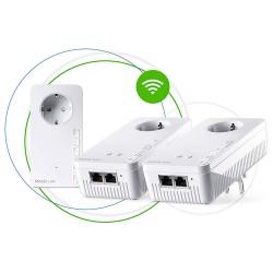 Devolo - Magic 1 WiFi 2-1 1200 Mbit/s Ethernet Blanco 3 pieza(s)