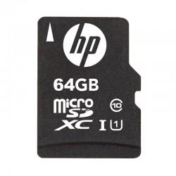 HP - SDU64GBXC10HP-EF memoria flash 64 GB MicroSDXC Clase 10 UHS-I