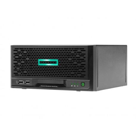 Hewlett Packard Enterprise - ProLiant MicroServer servidor Intel Xeon E 34 GHz 16 GB DDR4-SDRAM Ultra Micro Tower - P16006-421
